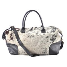 Accra Leather Weekender, $219, now featured on Fab.