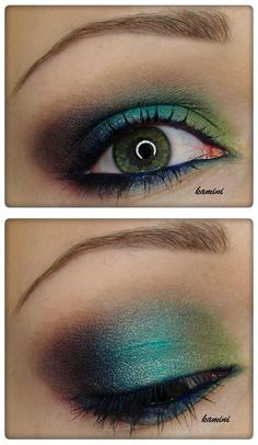 How about our makeup like this for the wedding?