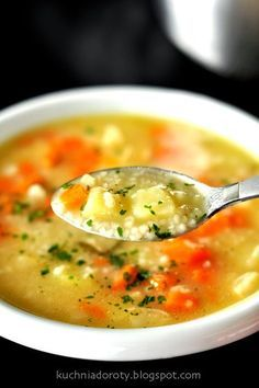 zupa, krupnik, zupa krupnik, przepis nakrupnik, krupnik zupa, krupnik kalorie