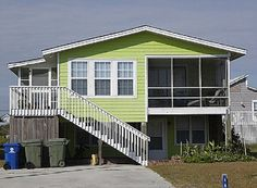 Cottage vacation rental in North Topsail Beach from VRBO.com! #vacation #rental #travel #vrbo