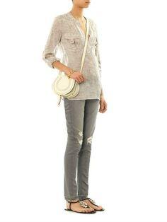 Diane Von Furstenberg Danielle Shirt Diane Von Furstenberg, Casual Shirts, T Shirt, Pants, Stuff To Buy, Fashion, Supreme T Shirt, Trouser Pants, Moda