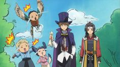 On Momotaru's journey, she teams up with Usui and the Three Idiots (all as different animals) and faces obstacles like the pirates of Miyabigaoka Academy. Description from bokutachinoblog.com. I searched for this on bing.com/images