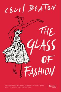 Best Fashion Books Of All Time The Glass of Fashion Cecil