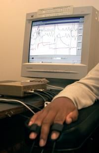 "HowStuffWorks ""How does a lie detector (polygraph) work?"""
