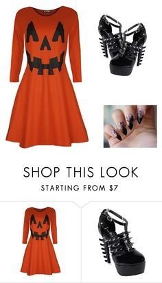 """Halloween"" by ptharp ❤ liked on Polyvore"