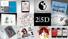 品牌故事 | 網頁設計 • Studio 2.5D 數位內容品牌顧問