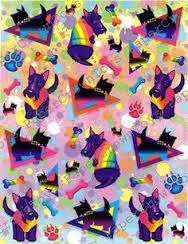 Image result for lisa frank stickers