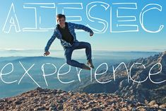 AIESEC. It makes a difference. by Dmitry Dmitriev. No matter where you are and how long you are in AIESEC you can always find something for yourself.