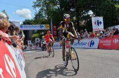 Stage 6. Abbeville to Le Havre. Daniel Teklehaimanot.