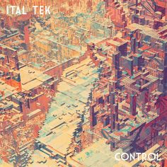 Ital Tek — «Control» (Дизайн: Peter Olschinsky www.olschinsky.at)
