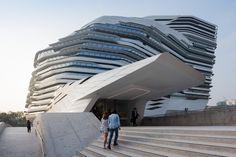 Jockey Club Innovation Tower by Zaha Hadid Architects http://www.e-architect.co.uk/hong-kong/jockey-club-innovation-tower-in-hong-kong #architecture #HongKong
