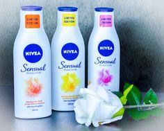 Teste mit Tati..: Nivea Sensual Pflegelotionen | Limited Edition |