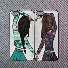 iPhone 4 case,Best Friends,iPhone 5S case,iPhone 5 case,iPhone 5C case,iPhone 4S case,iPod 4 case,iPod 5 case,BlackberryZ10,Q10,Nexus 5 case by Flyingcover, $28.98