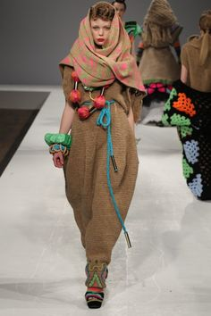 Katie Jones #Crochet #Fashion