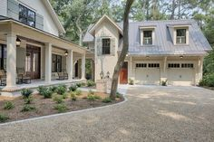 Country Style House Plan - 3 Beds 3.5 Baths 2946 Sq/Ft Plan #928-13