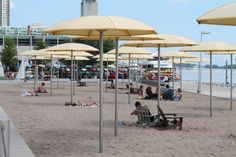 Harbourfront Centre is an innovative, non-profit cultural organization which provides internationally renowned programming on Toronto's downtown waterfront. Toronto Harbourfront, Books To Read, Art Projects, Community, Patio, City, Beach, Places, Outdoor Decor