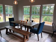 Customwoodworker specializing in handcrafted rustic farmhouse tables, benchesand much more! All hand built! Trestle Table, Dining Bench, Farmhouse Table For Sale, Wooden Diy, Custom Wood, Solid Wood, Woodworking, Tables, Woods