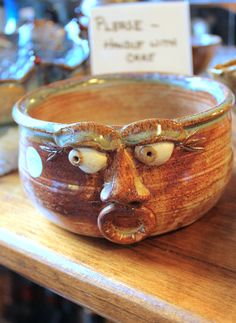 Find unique handcrafted pottery pieces at the Country Cottage in Dahlonega, GA. // https://plus.google.com/116596678051799131224/about?gl=us&hl=en