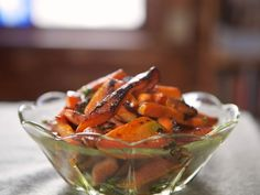 Cast-Iron Carrots with Curry recipe from Amy Thielen via Food Network