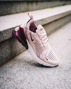 """buy online 144bc 27b6f The Sneaker One on Instagram  """"NIKE AIR MAX 270 BARELY ROSE VINTAGE WINE Ya  disponibles en tienda y online. Link in bio.  nike  airmax270  rose  tso"""""""