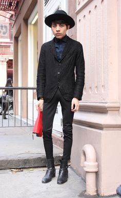 CLR Street #fashion - Tim in NYC (4 of 4) #streetstyle