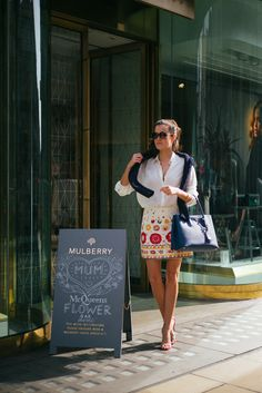 Mulberry Mother's Day - The Londoner