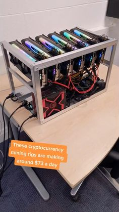 Value Investing, Investing Money, Electrical Wiring Colours, Computer Gaming Room, Ethereum Mining, Investment Group, Saw Tool, Crypto Mining, Creative Instagram Stories