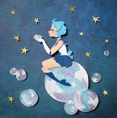 There is always something that gives me grief when I work on paper art. This time? Bubbles. Oh. My. Word. Those stupid bubbles. I went through so many different types of vellum trying to figure out...