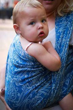 Yaro Elvish Tardis Blue Natural (Seacell™ blend)