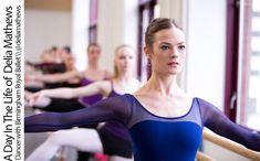 A day in Delia Mathews of Birmingham Royal Ballet. Royal Ballet, Birmingham, My Life, Day, Blog