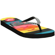 Roxy Mimosa III Flip Flop #VonMaur. Not all flip flops are created equal. These are comfy.