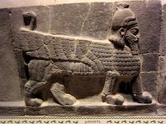 Hitite relief - Anadolu Medeniyetleri Müzesi - Ankara - Turkey