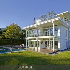Die 9 besten Bilder von Special HUF House with flatroof in ...