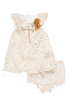 Pippa & Julie Brocade Bubble Dress (Baby Girls) available at #Nordstrom