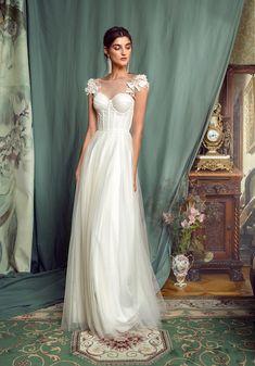 6f9c3cd2ee 178 Best Wedding Dresses: A-line images in 2019 | Boyfriends, Bridal ...