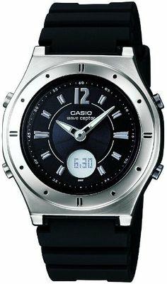Casio Wave Sceptor Tough Solar Radio Clock Multiband 6 LWA-M141-1AJF Women's Watch Japan import