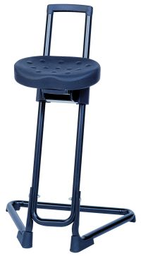 Industrial Sit_Stand Stool  sc 1 st  Pinterest & I finally found my stool. Sit-stand stool with rocking base ... islam-shia.org