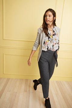 188ca65367 How to look great at work Casual Work Outfits, Work Casual, Professional  Outfits,