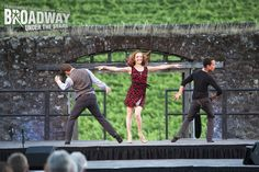 """Nili Bassman Hayden performs """"Let Yourself Go"""" in Transcendence Theatre Company's Broadway Under The Stars in Jack London State Park - Sonoma, Napa, Wine Country http://www.transcendencetheatre.org/ Photo By Ray Mabry"""