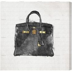 My Lucky Bag Black — The Oliver Gal Artist Co.