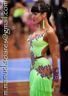 Amazing Latin dress