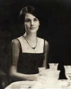 Lady Mary Crawley in Series 2 of Downton Abbey.