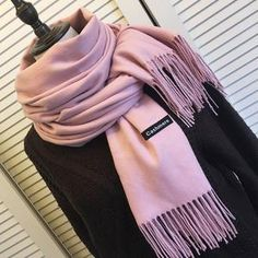 Women solid color cashmere scarves with tassel lady winter autumn long scarf high quality female shawl hot. title: Women solid color cashmere scarves with tassel lady winter autumn long scarf high Lady Like, Cashmere Pashmina, Cashmere Wool, Fall Scarves, Oversized Scarf, Long Scarf, Shawls And Wraps, Aliexpress, Scarf Styles