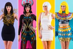 These Katy Perry-inspired costumes are AMAZING.