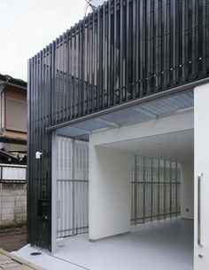 corrugated metal architecture - Google Search