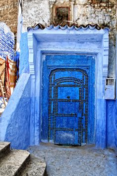 Africa | Chefchaouen, Morocco. © Jose Rodriguez