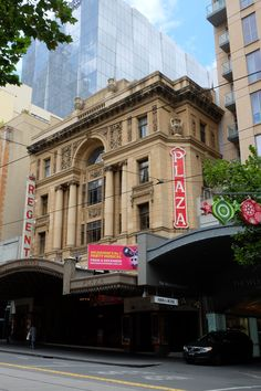 The beautiful Regent Theatre in Collins St Melbourne.