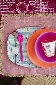 Melamine Tableware - SS16 RICE is a Danish homewares and accessories company. We are known for our colourful melamine, handmade baskets, and hand glazed tableware. www.ricebyrice.com