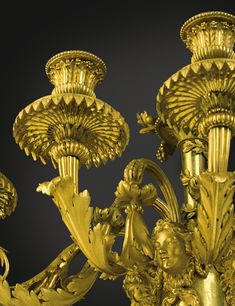 c1785 A PAIR OF LOUIS XVI ORMOLU FIVE-BRANCH WALL-LIGHTS  ATTRIBUTED TO FRANÇOIS RÉMOND, CIRCA 1785  Price realised  USD 250,000
