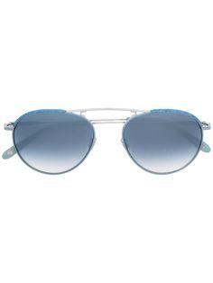Garrett Leight Innes sunglasses.